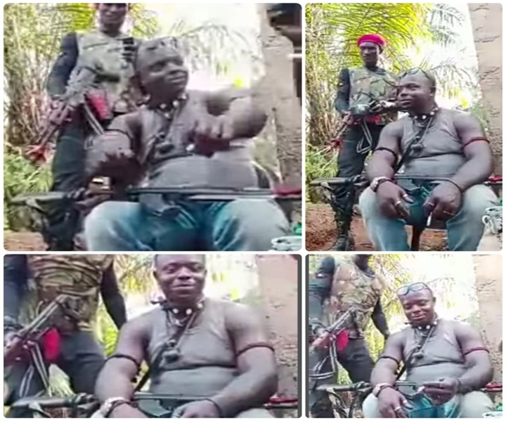 ESN Commander, Spotted , Video, Dancing, Killed, Special Security Forces,
