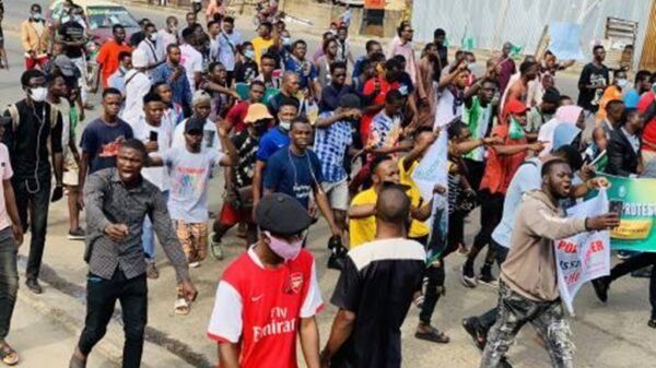 We're Ready To Die – June 12 Protesters Dare Police In Oyo