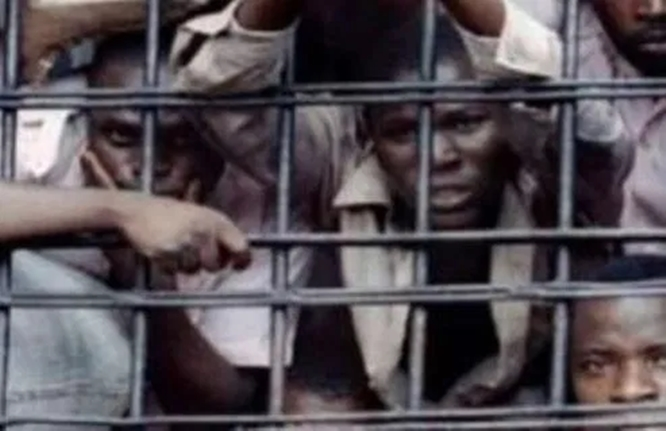 BREAKING: Protest Rocks Delta Prison As Guard Allegedly Shoots A Visitor Dead