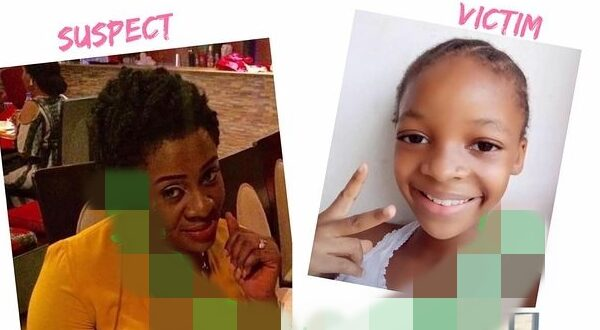 Family cries out as bank manager absconds after 'killing a 10-yr-old girl while driving against traffic