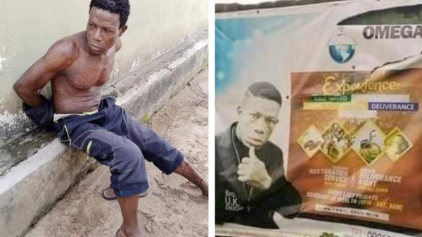 Pastor allegedly kills wife, buries corpse in shallow grave in Akwa Ibom