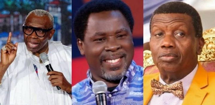 Rejected Cornerstone: How Adeboye, Oritsejafor, CAN, PFN blacklisted T.B. Joshua