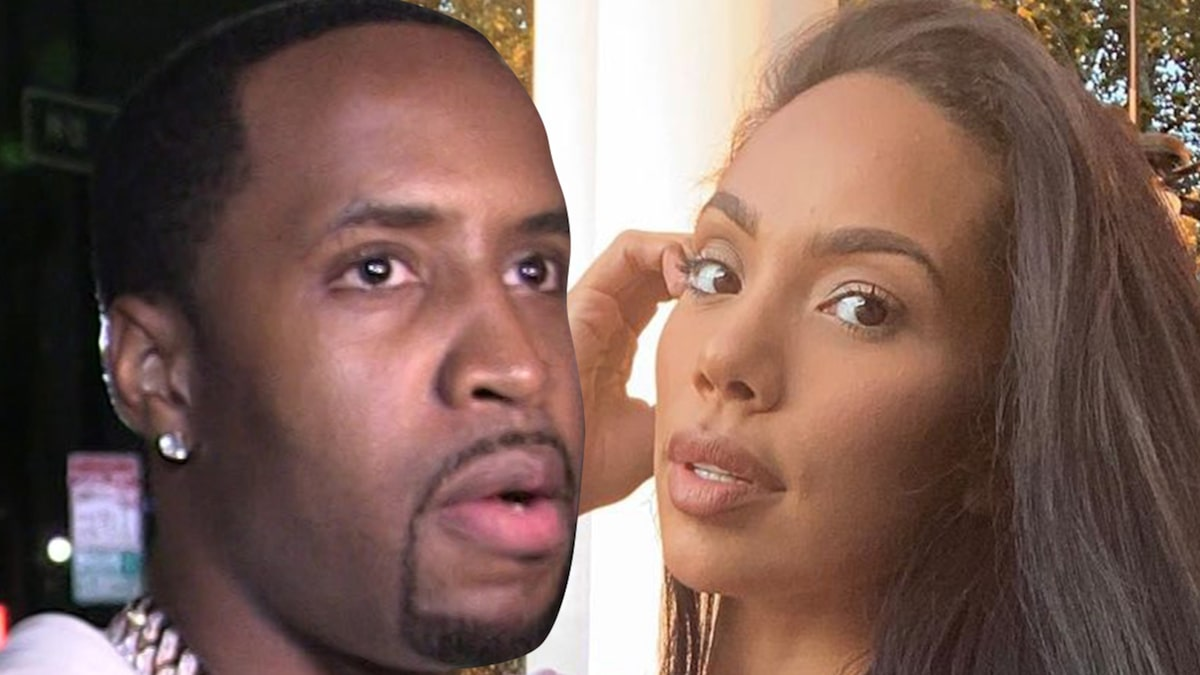 Safaree Wants to Be There When Estranged Wife Erica Mena Gives Birth