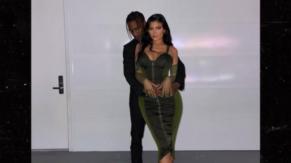 Travis Scott Back to Calling Kylie Jenner 'Wifey,' Stormi Shines at Gala