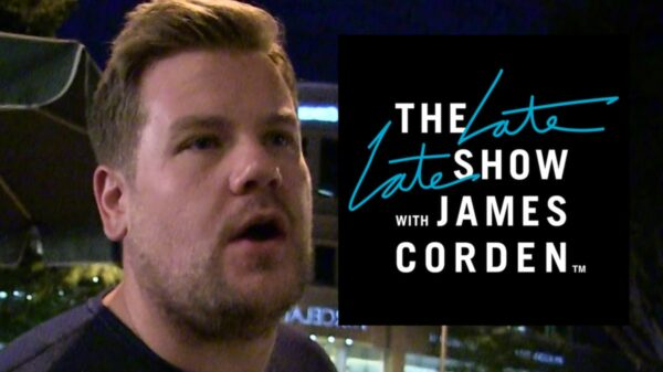 James Corden Under Fire for 'Late Late Show' Segment 'Mocking' Asian Food