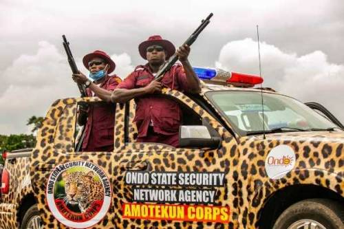 Fulani Militiamen From Mali, Niger Republic, Others Have Infiltrated Most South-West Forests— Amotekun