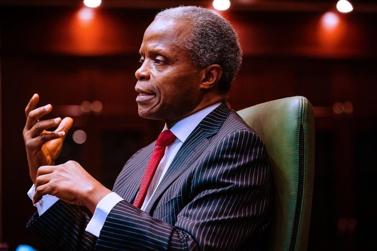 Biafra: Osinbajo denies saying FG'll crush IPOB 'by fire by thunder'