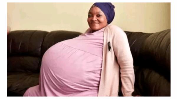 Woman Gives Birth To 10 Babies At ONCE (Photos below)