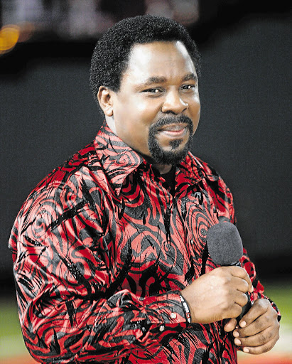 Nigerian Prophet TB Joshua Dies