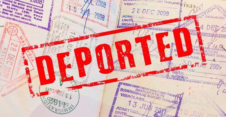 UK's Deported Zimbabweans Finally Arrive