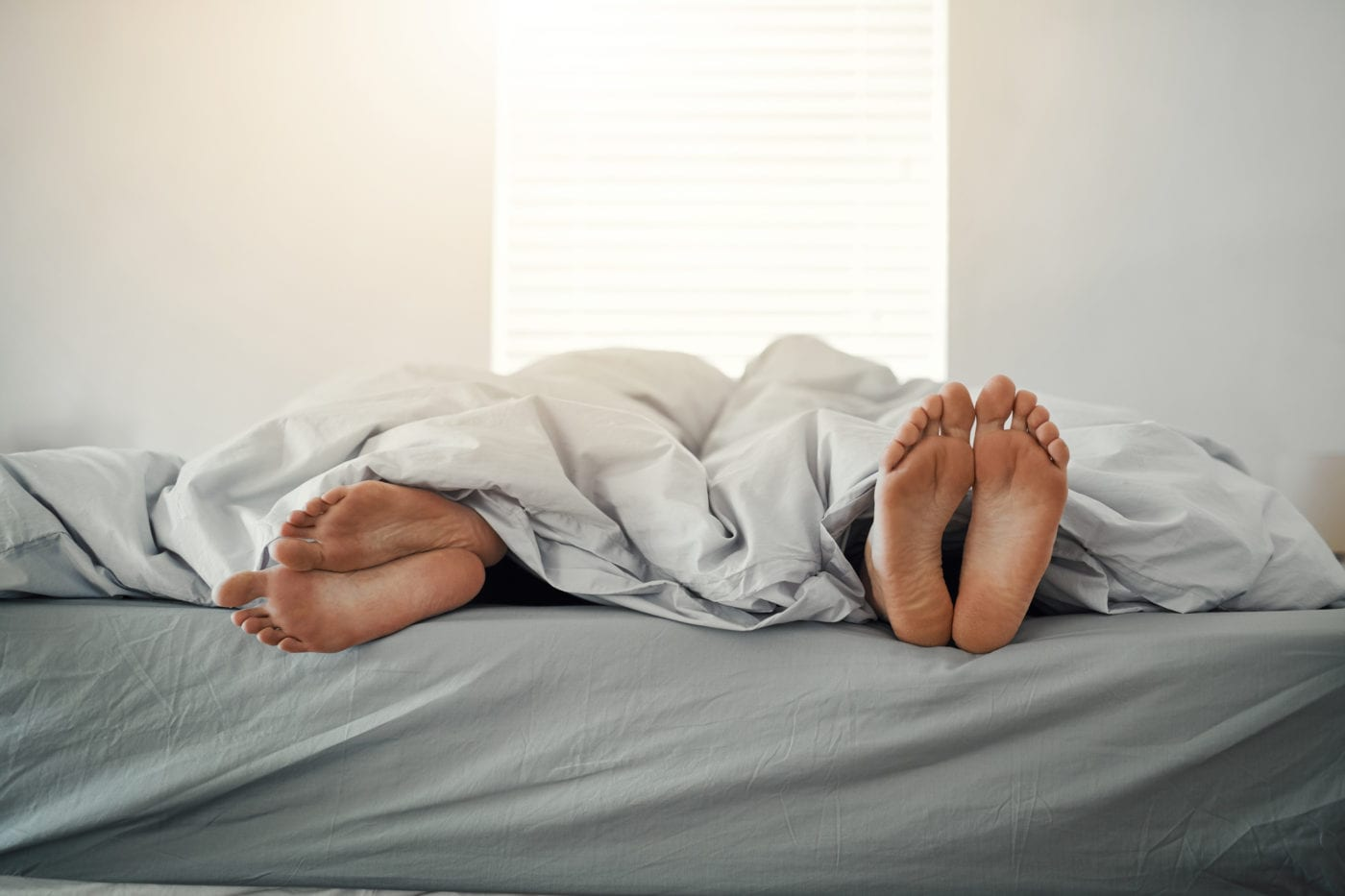 Man Soils Blankets In Protest After Wife Denies Him S_ex
