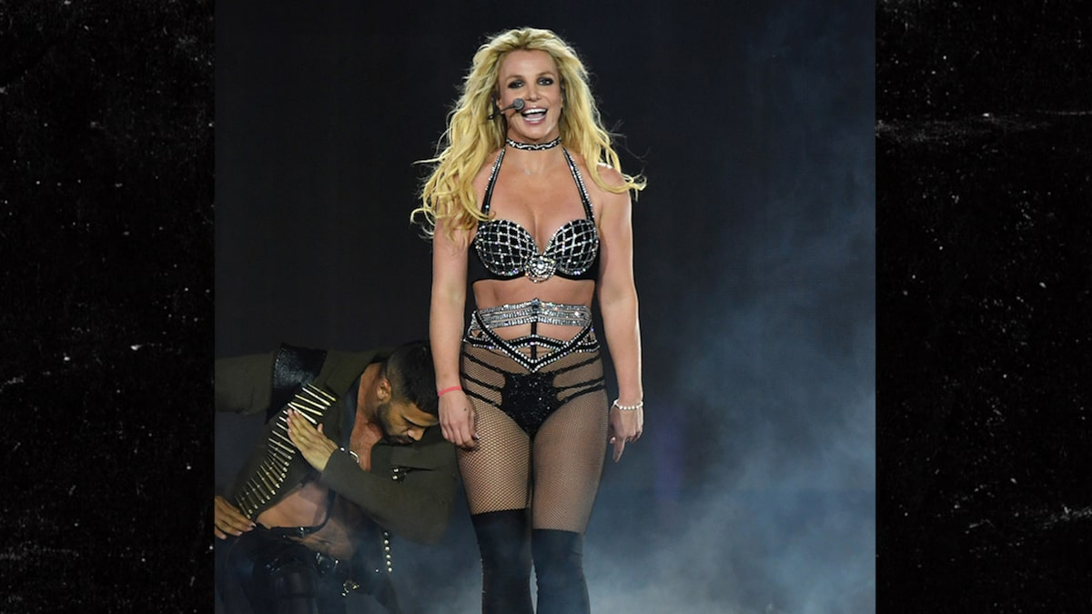 Britney Spears' Claims She Was Forced to Tour Disputed by Conservatorship