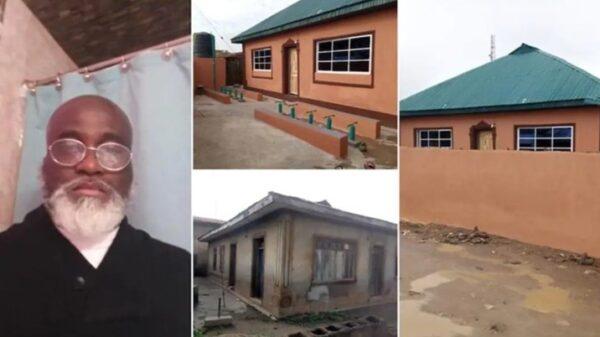 Pastor, Alabi ,Renovates,60-Year-Old Mosque ,Osun State ,