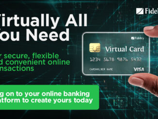 Need to make payments online? Fidelity Bank's Virtual Card is virtually all you need | The Guardian Nigeria News