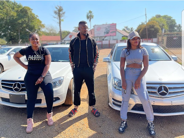 Prophet Passion Java Blesses Mai Titi & Madam Boss With New Rides