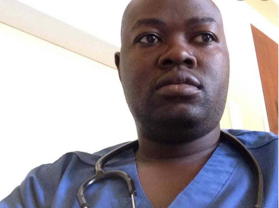 This Is Dr Tinovimba Mhlanga, A Fertility Doctor Who Inserted Fingers In His Client's Vagina While Fondling Her Breasts