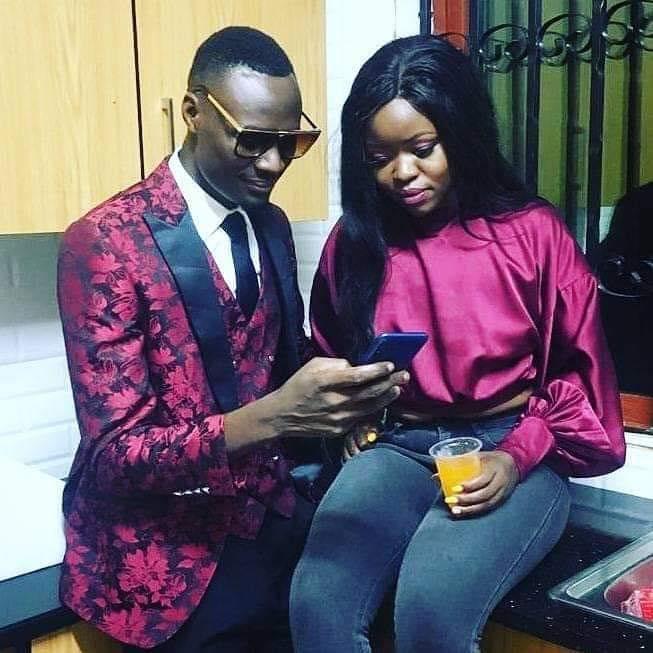 VLOGGER PAUL C ZAMBIA APOLOGIES TO MWIZU FOR WISHING HER 'ENEMY' KIDDIST A HAPPY BIRTHDAY