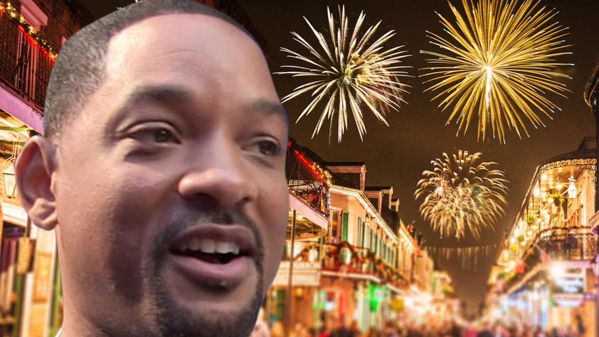 Will Smith Donates $100k to Pay for NOLA Firework Show on 4th of July