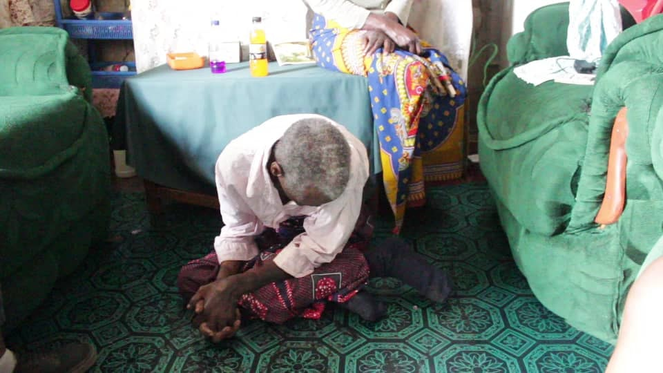 Mazabuka Frustrated Woman Beats, Locks Up Her 86 Year Old Biological Sick Mother