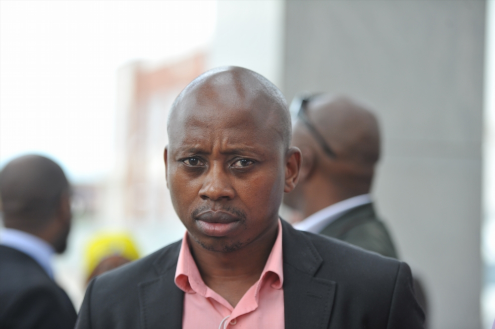 Andile Lungisa Cornered. Forced To Drive Around Apologizing In Public