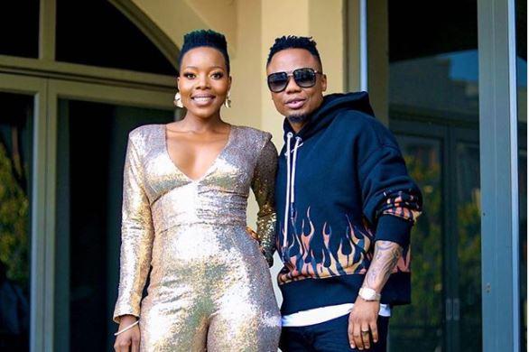 DJ Tira And Nomcebo Gang Up Against Master KG