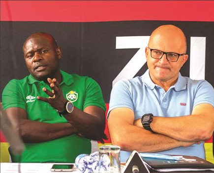 Zimbabwe Warriors Coaches Barred From Entering South Africa For COSAFA