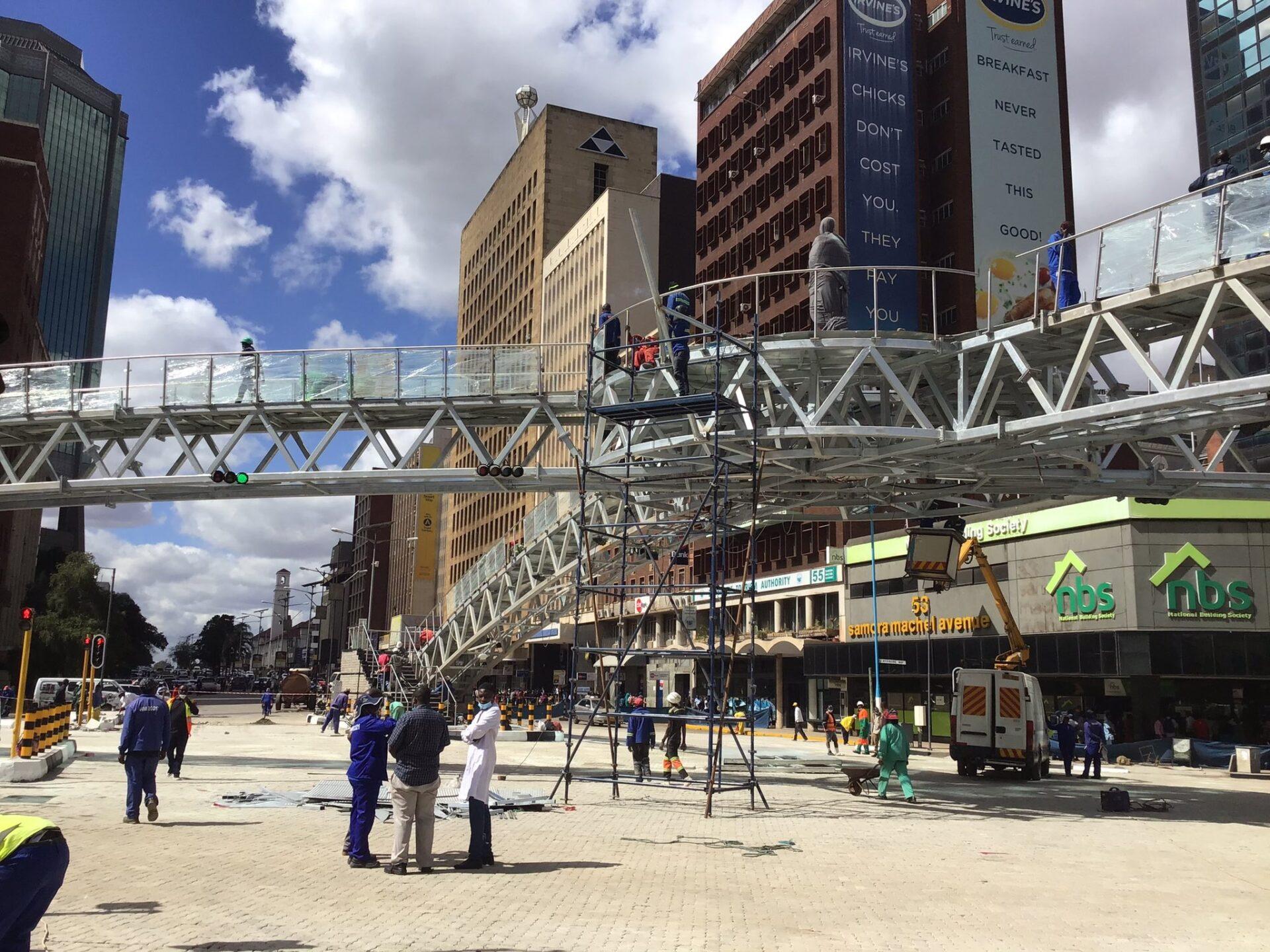 Police Dismiss Mbuya Nehanda Statue Accident Claims