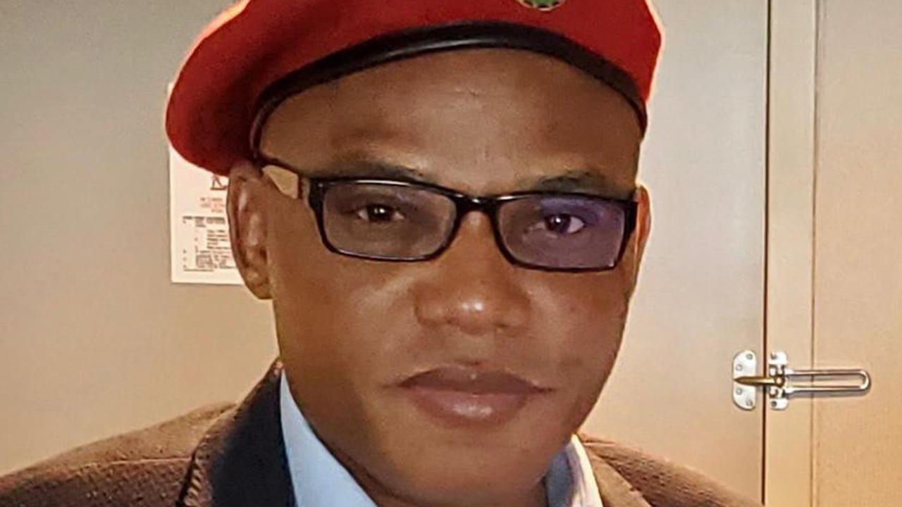 Nnamdi Kanu was living 5-star life, flying private jets before his arrest – Nigerian govt
