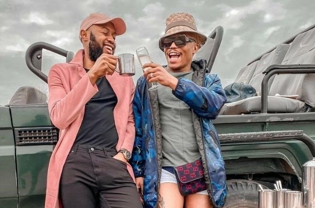 Mohale Motaung turns 26 and maintains he's still married to Somizi -