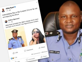 Internet Fraud, Abba Kyari ,deletes ,Facebook post ,mocking, police ,probe ,FBI charges