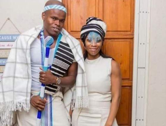 Kaizer Chiefs Star Willard Katsande Gets Married : PICS