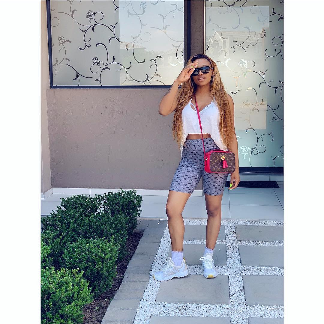 Showmax rubbishes claims of a DJ Zinhle reality show