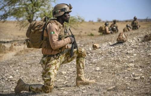 How Nigerian Army Kills Its Sick Soldiers Fighting Boko Haram — Source Makes Startling Claim