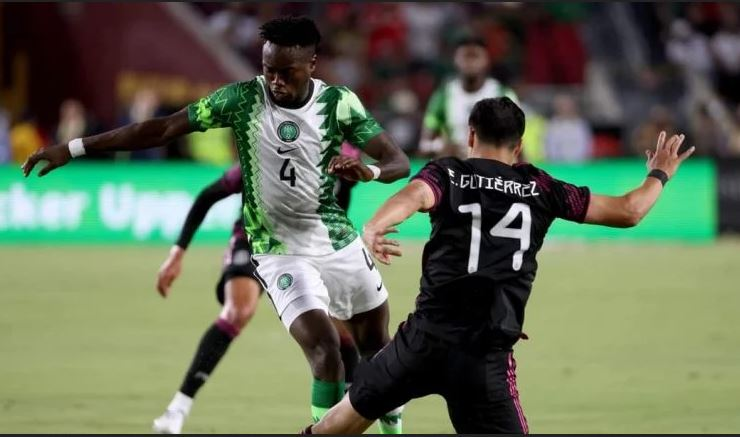 Mexico Thrash Nigeria 4-0 In Friendly Game