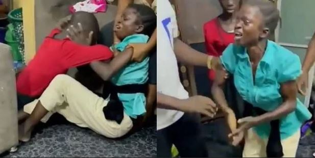 'My Life Is Ruined' - Mother Of Girl Killed At Lagos Yoruba Nation Rally Weeps Bitterly
