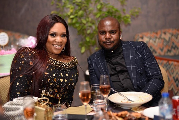 ''This Marriage Will Last a Lifetime''- Sandra Iheuwa Replies Troll Who Mocked Her Upcoming Wedding With Fiance