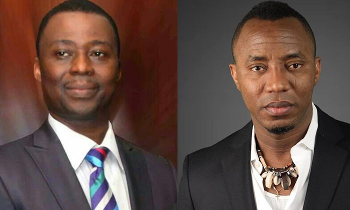 US Court Orders MFM General Overseer, Pastor Daniel Olukoya To Pay $7,320 to Sowore