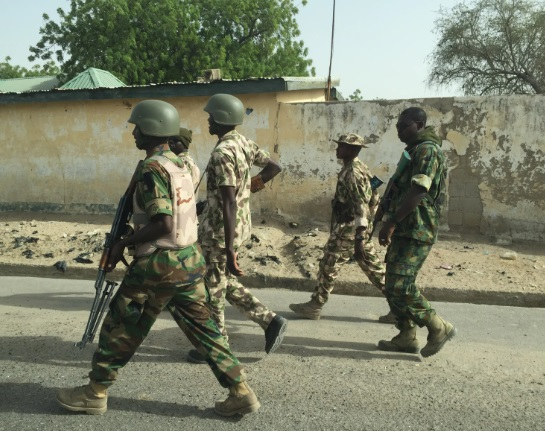 Notorious Boko Haram Terrorists Captured By Soldiers, Weapons, Sex Enhancement Drugs Recovered