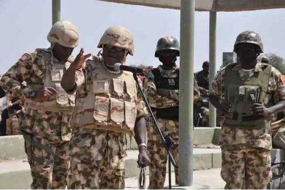 We Have Sent Many Bandits To God – Chief Of Army Staff Declares