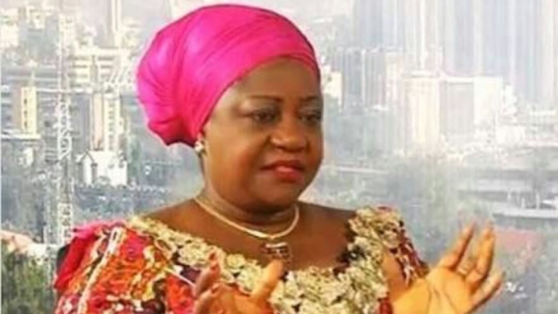 I Stopped Being Part Of APC After 2019 Elections – Onochie Tells Nigerian Senate