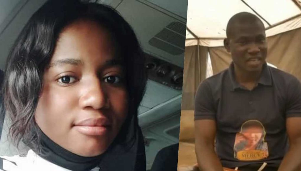 """""""Ada Jesus is Alive, She's Coming Back Before Three Years"""" – Late Comedienne's Husband Insists (Video)"""