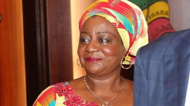 Lauretta Onochie Anywhere Near INEC Would Pollute The Conduct Of Elections