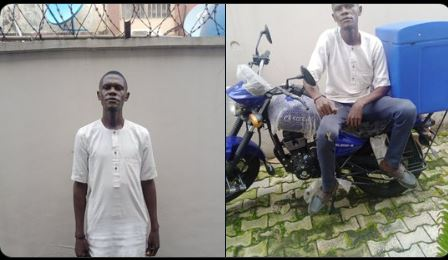 Dispatcher Disappears With Boss' Bike On His First Day at Work (Photo)