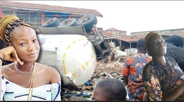My Daughter Wanted To Pay Okada Rider When Truck Crushed Her To Death In Ibadan Market – Mum Of Poly Student