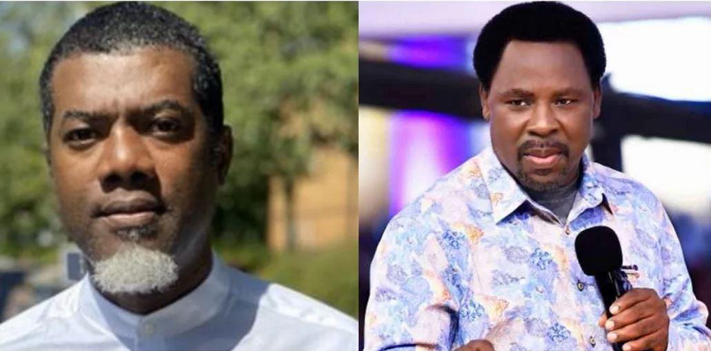 Reno Omokri Tackles Those Berating Top Nigerian Pastors For Not Attending TB Joshua's Funeral