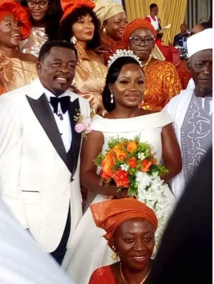 Archbishop Goddowell Avwomakpa Remarries One Year After The Death Of His Wife (Photos)