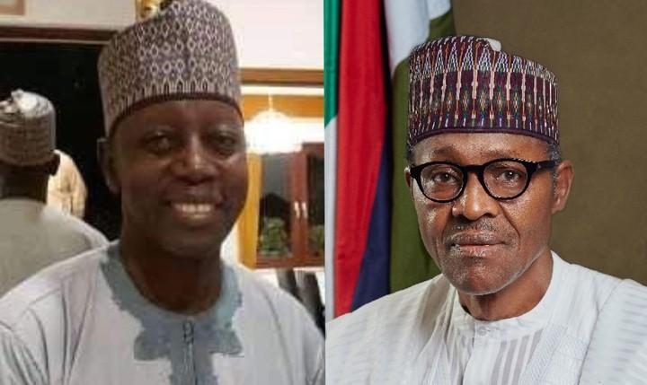 Buhari's WTO Ambassador, Adamu Abdulhamid's Degree Is Fake