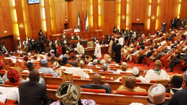 See Names Of Five INEC Commissioners Confirmed By Senate Today