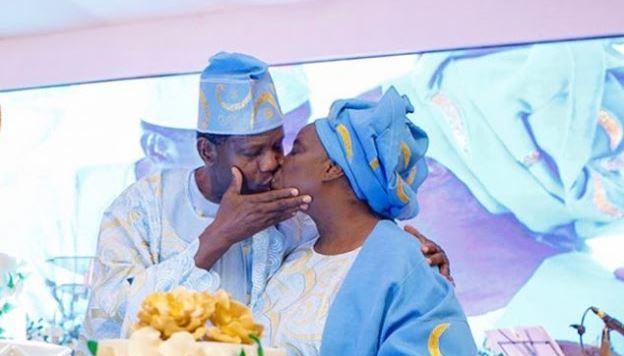 """God Bless You Sweetheart, I Love You"" – Pastor Adeboye celebrates wife at 73"
