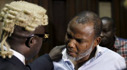 I May Die In DSS Custody Over Health Issues, Nnamdi Kanu Tells Court